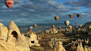 Kapadokya ve Erciyes Turu 1 Gece Konaklamalı 2 Gün
