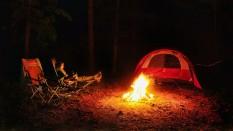 Şirinyazı Göleti Çadır Kampı, Gece Yürüyüşü