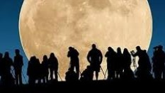 Dolunay'da Kapadokya'da Gece Yürüyüşü ve Balon Uçuşları